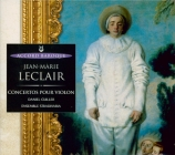 LECLAIR - Cuiller - Concerto pour violon en ré mineur op.7 n°2