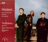 SCHUBERT - Trio Wanderer - Trio avec piano n°1 en si bémol majeur op.99