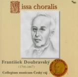 DOUBRAVSKY - Makovcova - Missa choralis en sol