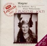 WAGNER - Solti - Die Walküre WWV.86b : acte 3