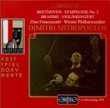 BEETHOVEN - Mitropoulos - Symphonie n°2 op.36 (live Salzburg 1958) live Salzburg 1958
