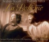 PUCCINI - Mehta - La bohème