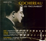 Les incunables de Pierre Cochereau