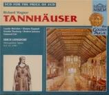 WAGNER - Leinsdorf - Tannhäuser WWV.70 (Live MET 04 - 01 - 1941) Live MET 04 - 01 - 1941
