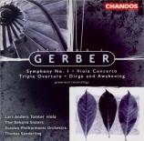 GERBER - Sanderling - Symphonie n°1