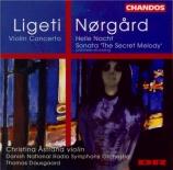 LIGETI - Astrand - Concerto pour violon