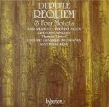 Requiem - 4 motets sur des thèmes grégoriens