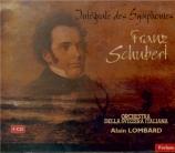 SCHUBERT - Lombard - Symphonie n°1 en ré majeur D.82