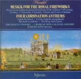 HAENDEL - King - Zadok the priest, anthem HWV.258 (Coronation anthem n°1