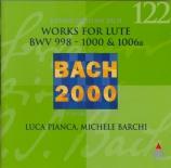 Bach 2000 Vol.122