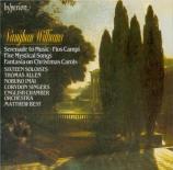 VAUGHAN WILLIAMS - Best - Serenade to Music