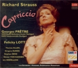 STRAUSS - Prêtre - Capriccio, opéra op.85