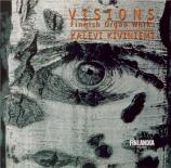 Visions (Finnish organ works)