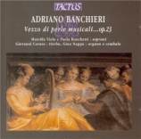 BANCHIERI - Viola - Vezzo di perle musicali, op.23