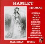 THOMAS - Cambon - Hamlet : extraits