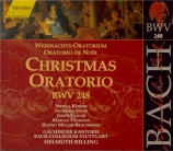 BACH - Rilling - Oratorio de Noël(Weihnachts-Oratorium), pour solistes Vol.76