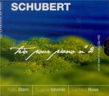 SCHUBERT - Stern - Trio avec piano n°2 en mi bémol majeur op.100 D.929