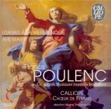 POULENC - Calliope - Ave Maria FP.165