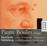 STRAVINSKY - Boulez - Sacre du printemps (Le) : ballet