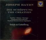 HAYDN - Guttenberg - Création (la) (Die Schöpfung)