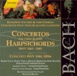 BACH - Levin - Concerto pour trois clavecins et cordes en ré mineur BWV Vol.130