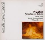 MOZART - Portal - Concerto pour clarinette et orchestre en la majeur K.6