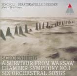SCHOENBERG - Sinopoli - Begleitmusik zu einer Lichtspielscene op.34