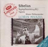 SIBELIUS - Maazel - Symphonie n°4 op.63