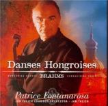 BRAHMS - Talich - Danses hongroises n°1-21 WoO.1 : orchestration