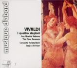 VIVALDI - Schroeder - Le Quattro Stagioni (Les Quatre Saisons), op.8