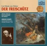 WEBER - Kempe - Freischütz (Der)