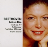 BEETHOVEN - Engerer - Sonate pour piano n°31 op.110