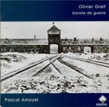 GREIF - Amoyel - Sonate de guerre