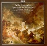 DRAESEKE - Weigle - Symphonie n°3 op.40