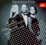 DVORAK - Smetana Trio - Trio avec piano n°4 op.90 'Dumky'