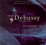DEBUSSY - Barbier - Préludes I, pour piano L.117