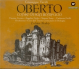 VERDI - Pesko - Oberto, conte di San Bonifacio, opéra en deux actes Live Bologna, 1 - 1977