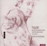 HAYDN - Quatuor Mosaïqu - Les sept dernières paroles du Christ sur la cr