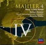 MAHLER - Chailly - Symphonie n°4