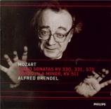 MOZART - Brendel - Rondo pour piano en la mineur K.511