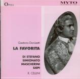 DONIZETTI - Cellini - La favorita (La favorite)