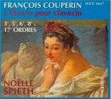 COUPERIN - Spieth - Premier livre de pièces de clavecin : troisième ordr