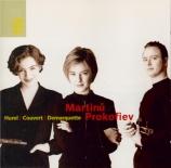 MARTINU - Hurel - Sonate pour flûte et piano H.306