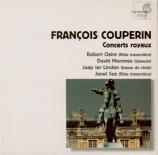 COUPERIN - Moroney - Concerts royaux : troisième concert