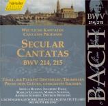 Secular Cantatas Vol.68