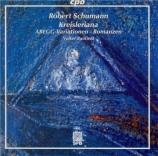 SCHUMANN - Banfield - Kreisleriana, pour piano op.16