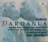 RAMEAU - Minkowski - Dardanus