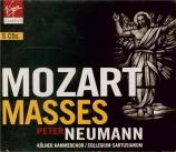 MOZART - Neumann - Requiem pour solistes, chœur et orchestre en ré mineu