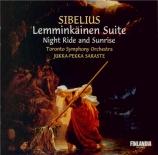 SIBELIUS - Saraste - Lemminkäis-sarja (Quatre légendes de Lemminkäinen)