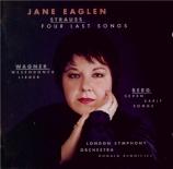 STRAUSS - Eaglen - Vier letzte Lieder (Quatre derniers lieder), pour sop